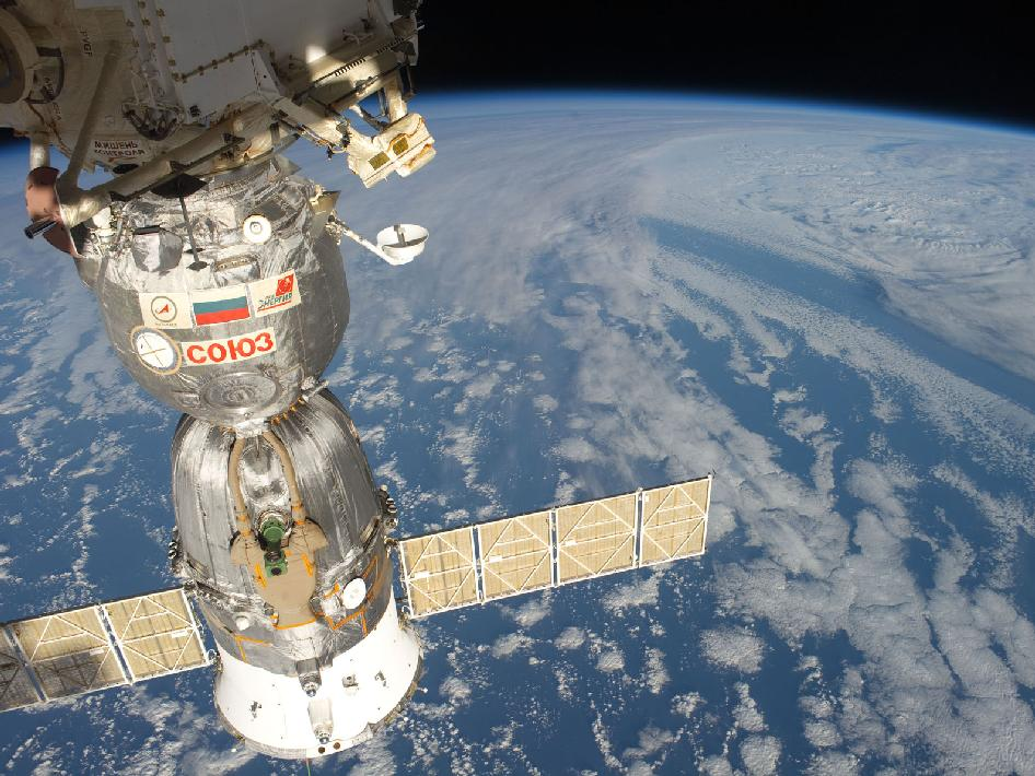 Soyuz is a well developed Russioan spacecraft