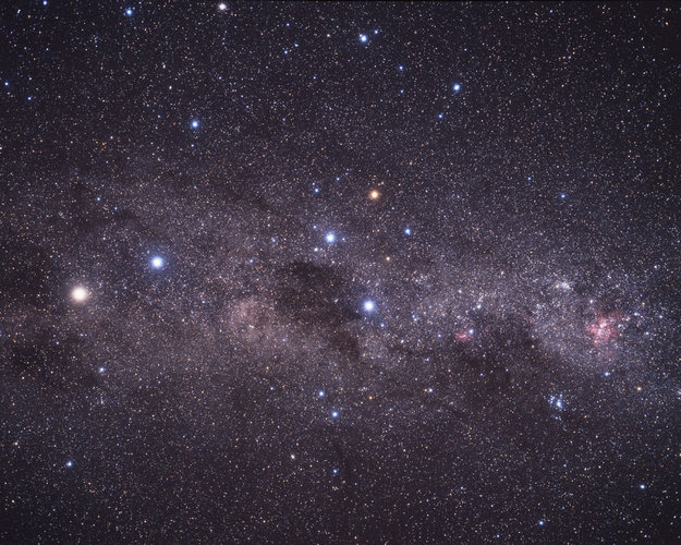 The Milky Way is our home galaxy